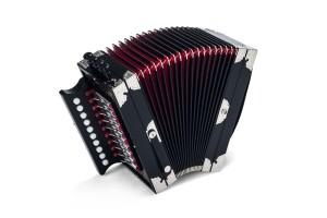 Weltmeister Cajun accordion