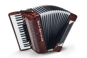 Weltmeister Opal accordion