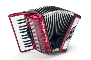 Weltmeister Perle accordion