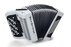 Weltmeister Romance 603 accordion