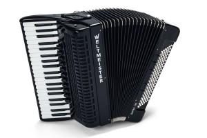 Weltmeister Supra 120 accordion