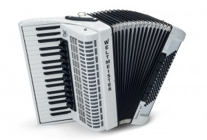 Weltmeister Cassotto 374 accordion