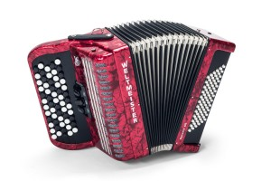 Weltmeister Romance 602 accordion