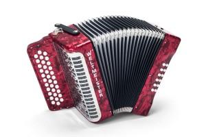 Weltmeister Harmonika Wiener 571