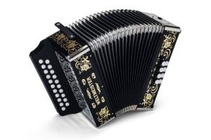Weltmeister Harmonika Wiener 86 W